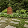 Greta Garbo's Grave, Woodland Cemetery, Stockholm, Sweden