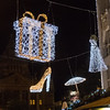 Christmas Decorations, Budapest, Hungary
