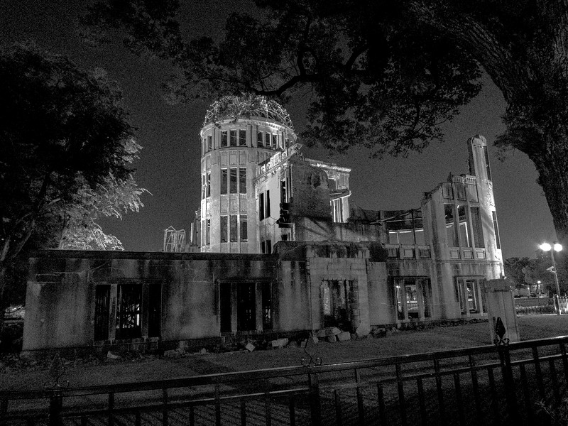 Atomic Dome, Hiroshima, Japan
