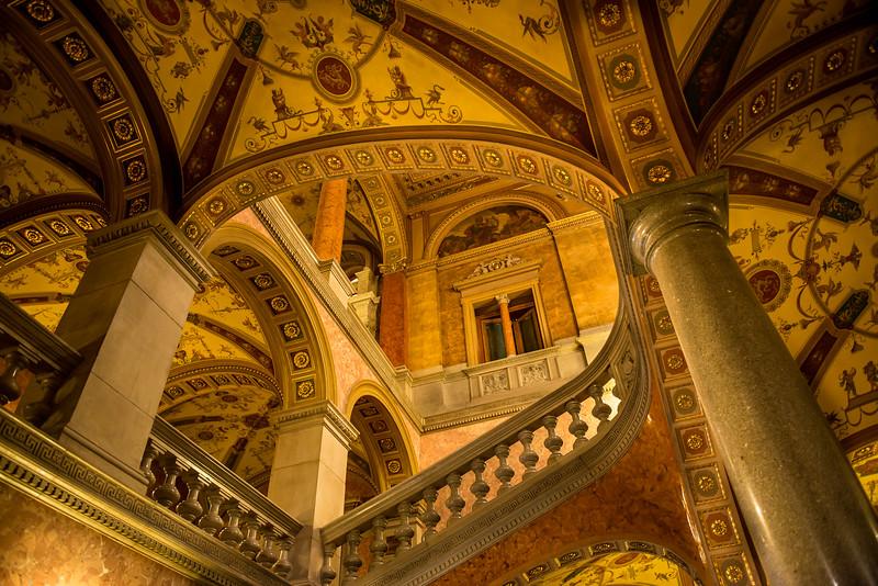 Opera House, Budapest, Hungary