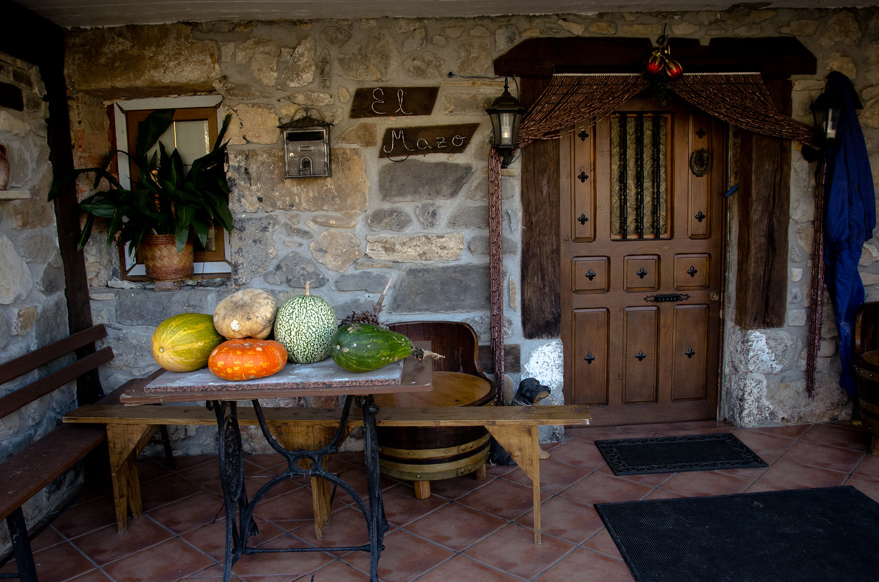 Front Porch, Valle, Cantabria, Spain