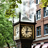 STEAM CLOCK, CANADA by CARROLL GIFFORD