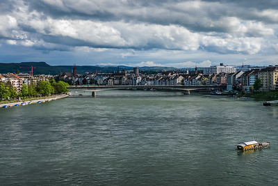 Cloudy Basel