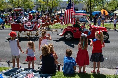 Summerlin Patriotic Parade, July 4, 2019