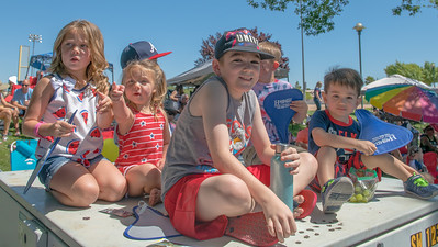 Summerlin Patriotic Parade, July 4, 2019