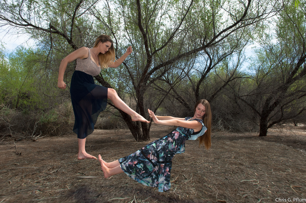 Photo Shoots - Levitation