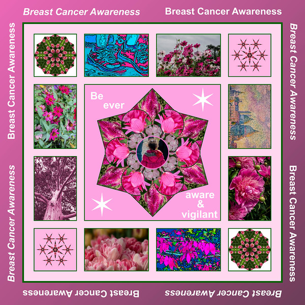 Breast Cancer Awareness Month, Day 31