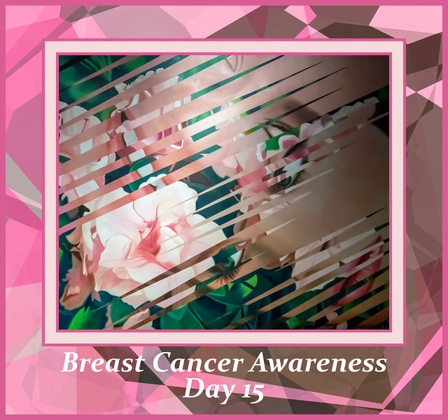 Breast Cancer Awareness Month, Day 15