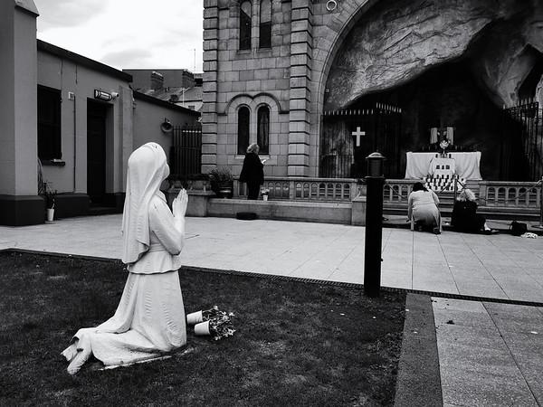 Easter Sunday in Lockdown