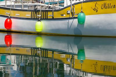Nfld 2005;NfldLandscape;NewfoundlandLandscapes;Nfld;Reflections;Boats-Ships