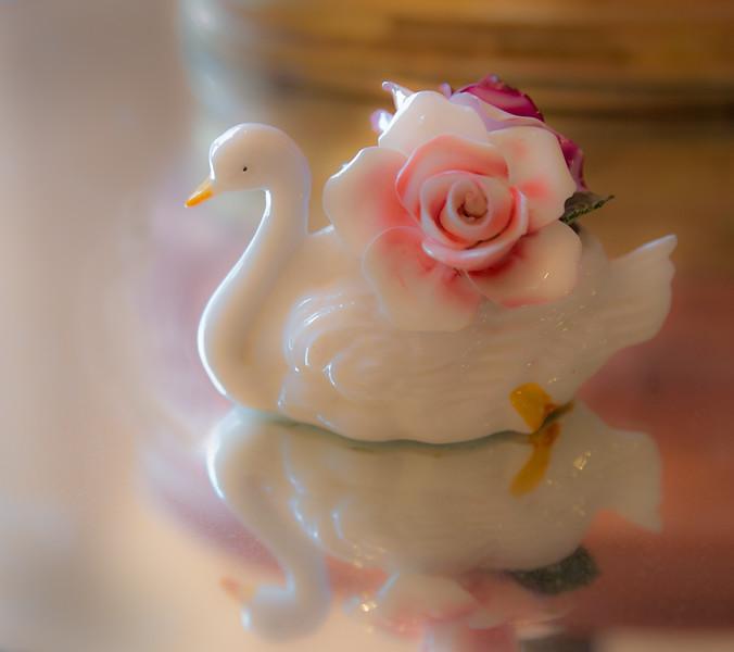 © 2014 Myrna Walsh - Milky White Swan