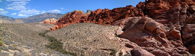 Calico Hills, Red Rock Canyon , Las Vegas, Nevada