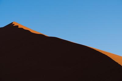 Dune 45, Sossusvlei National Park, Namibia 2015