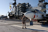 We drove down to San Diego and visited the USS Midway. This is the best ship museum on the west coast.