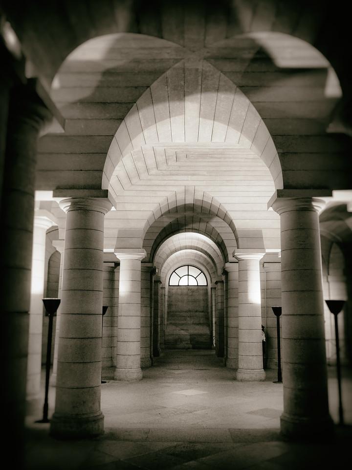 Pantheon Crypt 2