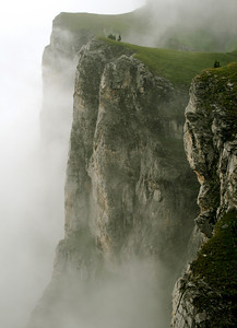 On the Tour des Muverans, near Ovronnaz, Switzerland