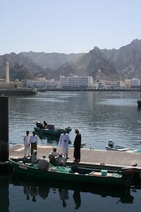 Muscat Harbor, Oman