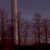 © 2014 Steve Schroeder - Turbine Shaft and Trees