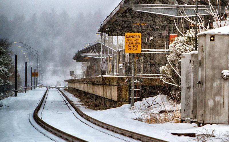 © 2014 Frank Hutnak - Kingston Train Station #2
