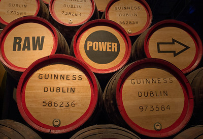 Barrels, Dublin, Ireland.