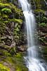 Darrington, Boulder River - Long exposure of waterfall along Boulder River trail