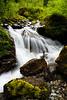 Verlot, Perry Creek - Perry Creek Falls in long exposure