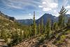Stuart, Ingalls - Trail scene on route to Ingalls Pass