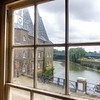 VIEW FROM THREE MILLS by Pat Brown