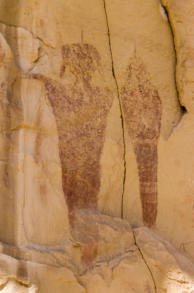Rock Art, Sego Canyon