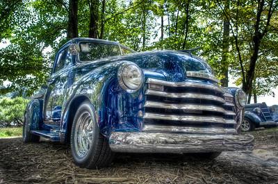 Car Show, Georgia, USA.