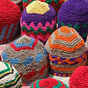 Knitted Hats Morocco by John Brooks