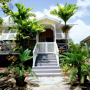 "Barbados, West Indies - ""Landfall"""