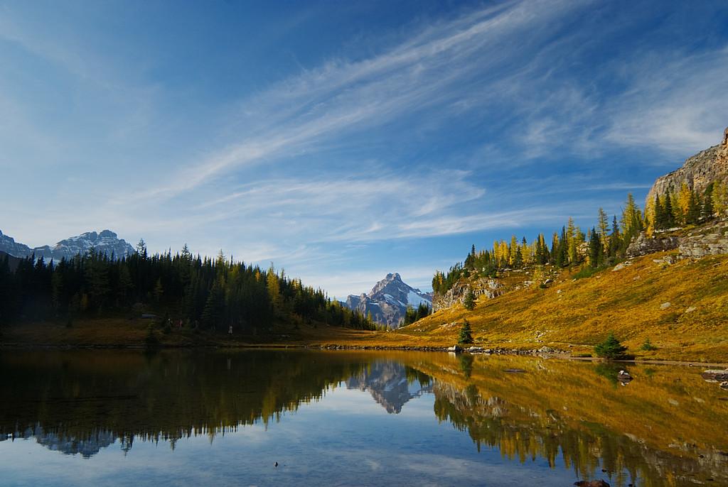 Opabin Lake no.1