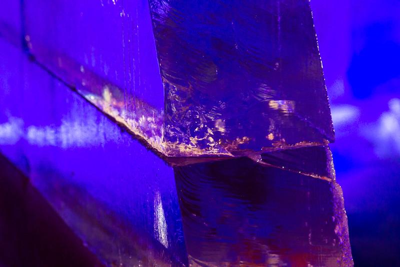 © 2015 Myrna Walsh - Ice Abstract
