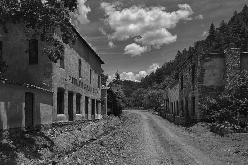 "© 2014 Steve Schroeder - ""Let us go, through certain half-deserted streets . . . ."""