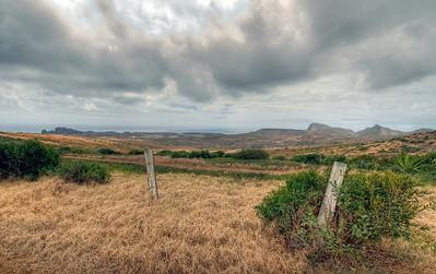 Prosperous Bay, St. Helena Island, South Atlantic Ocean.