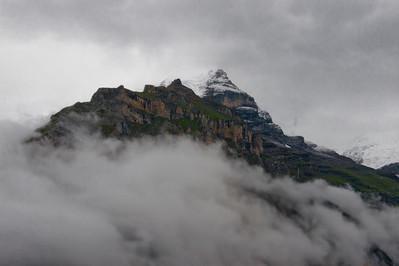 Mountaintops, Switzerland.