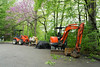 Kubota construction equpment