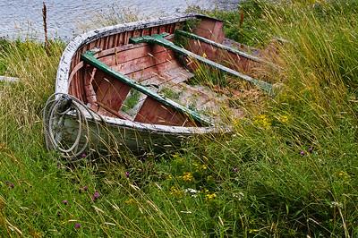 Nfld 2005;Nfld;Abandoned;Boats-Ships