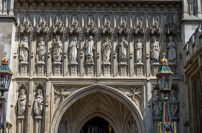 Westminster Abbey 20th Century Christian Martyrs