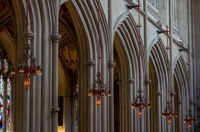 Bath - The Bath Abbey