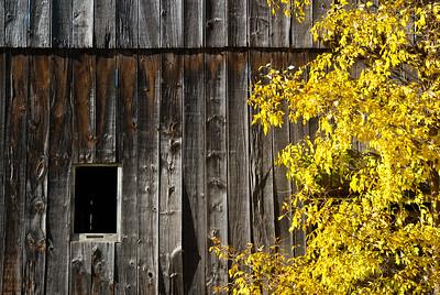 The Barn Window.