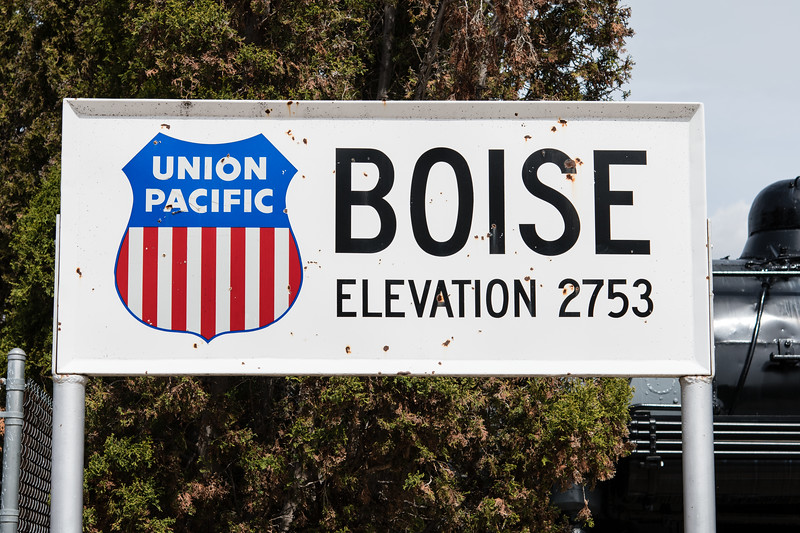 When the ice caps melt Boise will still be way above sea level.  If you live at elevations below two hundred meters you might consider moving to higher ground.