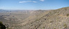 On the weekend we took a day trip to Joshua Tree National Park. Since arriving in the area this little park has quickly become one of my favorites. On this visit we hiked up the Ryan Mountain trail. This shot is a two image panorama taken on the way down.