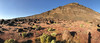 Snake River Canyon boulder field.