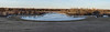 I am testing another panorama program. This time the Photomerge Action in the Photoshop Elements 12. Prior versions of this utility did not impress me but they have picked up their game. The blending and alignment are excellent and it looks like they're now using a more advanced common feature detection routine. This test shot is the St. Louis Grand Basin in Forest Park at dusk. One of my favorite spots in this city. This is pretty much exactly out of the merge with only cropping and modest sharpening.