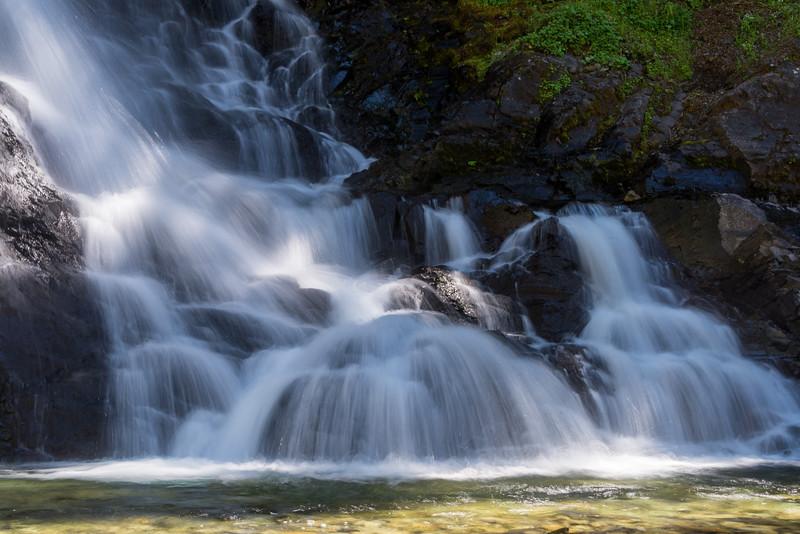 Dereck Falls - Three Falls Trail