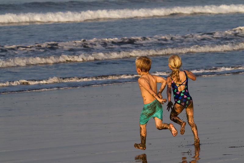 © 2015 Steve Schroeder - Fun at the beach