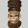 Bamileke dance mask from Cameroon (Africa)