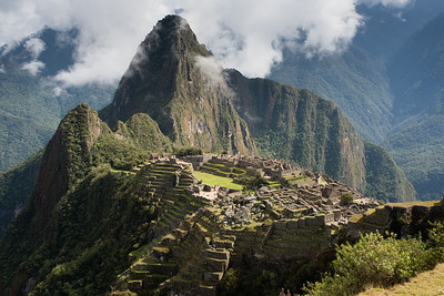 Machu Picchu, Perú 2013